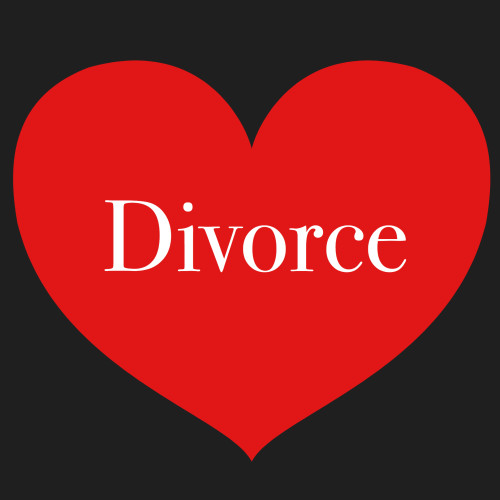I love divorce